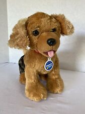 Golden Retriever Puppy Dog Plush Build a Bear Promise Pets BAB Stuffed Animal