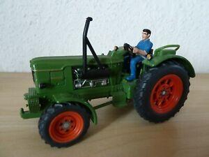 Siku Farmer Classic Deutz D9005 luftgekühlt mit Fahrer*Trecker*Traktor*1:32 ?