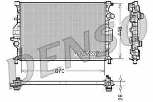 Denso Motor Radiador de Refrigeración Para Un Land Rover Discovery Sport 2.2 110