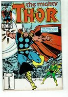 Thor #365, FN 6.0, 2nd Full Appearance Thor Frog