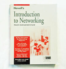 Novell's Introduction to Networking - Demystify Network Details, Cheryl Currid