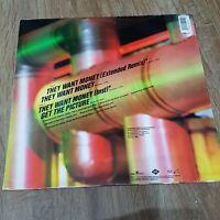 - Kool Moe Dee - They Want Money - 1215-1-JD - vinyl 12