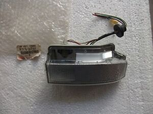 TOYOTA CROWN LS/MS 130, GS 131, YS 132 REAR LICENCE LAMP ASSY RH(GENUINE)(NOS)a