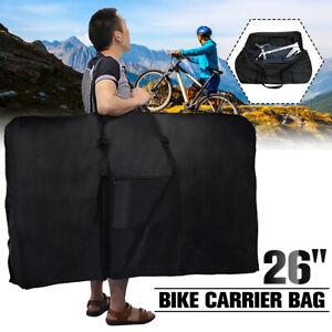 Fahrradtasche Transporttasche Tasche Faltrad Tragetasche für 26'' Klappfahrrad
