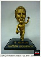 2008 Select AFL LIMITED EDITION GOLD FIGURINE NO.36 Matthew Richardson (RICH.)