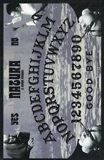 Il Mondo Perduto DVD Hardbox Ouija Board design Cosmotropia de Xam Cosmos