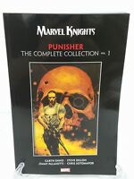Punisher Complete Collection Ennis Dillon Marvel Knights New TPB Trade Paperback