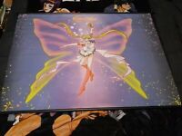 Sailor Moon Super Sailor Moon Official Great Eastern Entertainment Wallscroll
