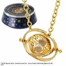 Harry Potter SE Time Turner Necklace in Display Case - Boxed Collectors Pendant