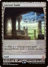 MTG Magic the Gathering - Ancient Tomb - Foil - Masterpiece: Expeditions