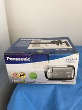 PANASONIC SD/HDD 40GB Camcorder SDR-H40,WARRANTY