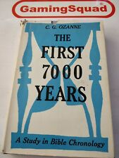 The First 7000 Years (First Edition) - Book, Supplied by Gaming Squad Ltd