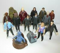 "DOCTOR WHO - JOB LOT BUNDLE COLLECTION ACTION FIGURES 5"" SIZE - DW15"