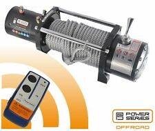 Power Series® 12 V Elektrische Seilwinde Motorwinde 5454 kg Elektrowinde Seilzug