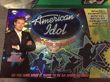 American Idol Board Game w/ DVD All Star Challenge
