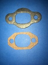 Exhaust Intake Gasket Racing High-Performance Port Matched 2-Stroke 66cc Engine.