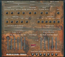 MHC Industrial Tones / Space Synth / Extreme Synthesizer VST VSTI Music Software