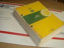 Oem John Deere 6620 Combine Parts Catalog Manual Book Pc1666 Free Shipping #2
