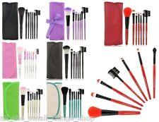 7 Piece Make up Cosmetic Brush Set - Contour makeup eye shadow Lip makeup Case
