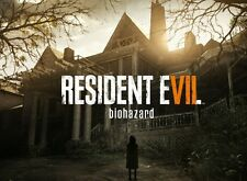 Resident evil 7 collectors edition. Brand new.