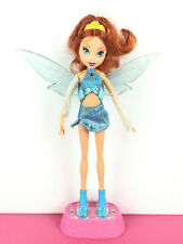 Winx Club Mattel Doll Bloom Flutter Magic / Poupée