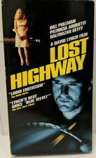 Lost Highway (VHS, 1997)