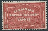 Canada, 1932, Scott #E5, 20c Henna Brown, Mint, Never Hinged, Very Fine