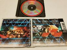 TOMITA: The Mind of the Universe /  Live at Linz 1984 1985 RCA CD. Excellent!