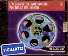 L'ALBUM DI COLONNE SONORE PIU' BELLO DEL MONDO- CD SIGILLATO VIRGIN 2001