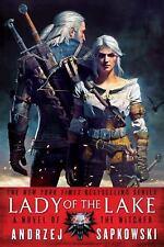 THE LADY OF THE LAKE - SAPKOWSKI, ANDRZEJ/ FRENCH, DAVID (TRN) - NEW PAPERBACK B