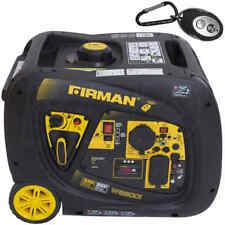 Firman Power Equipment W03083 Gas-powered 3300/3000 Watt Remote Start Generator