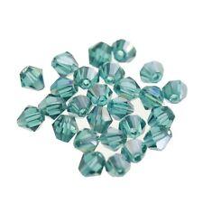 Wholesale!100pcs 4mm crystal Bicone Beads, U Pick color,22Colors