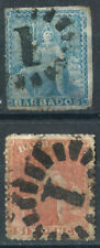 Handstamped Cats British Colony & Territory Stamps