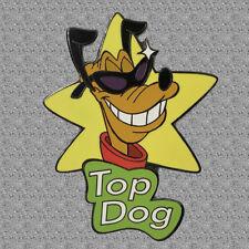 Top Dog Pluto Pin - Black Prototype - Disney Auctions Pin LE 4