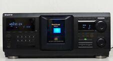 Sony CD player 400 storage CD