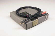 Wired Audio Conductors -  CuAg NF II , OFC Solid Core 4N versilbert 1,25 m