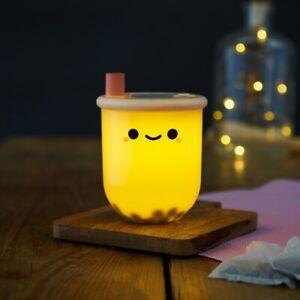 Smoko Pearl Boba Tea Ambient Light - Home Light - Desk Buddy Brand New!