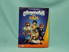 Blue Ocean Playmobil The Movie Sticker  Sammelalbum  Album