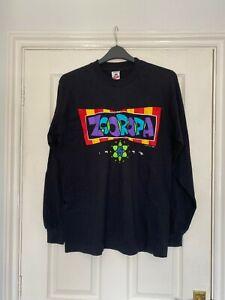 U2 Zooropa Tour shirt. Unworn.  Size L. Long sleeve. Vintage 1993 tour shirt