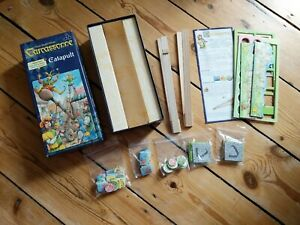 Carcassonne Expansion 7: The Catapult Expansion