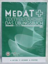 MedAT Textverständnis Das Übungsbuch Österreich 3. Auflage 2016