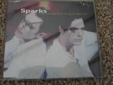 Sparks – The Number One Song In Heaven  cd single