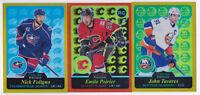 15-16 OPC Platinum John Tavares /149 Retro GOLD Rainbow Maple Leafs 2015