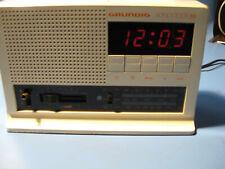 Grundig sonoclock 315. original aprox. 70. años radio despertador, Digital-Antique technique