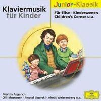 KLAVIERMUSIK FÜR KINDER ( ELOQUENCE JUNIOR )  CD NEU