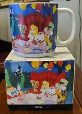 New ListingNew Walt Disney Alice In Wonderland vintage Coffee Mug Cup - Tea Party