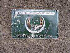 1996 Harley Davidson Motorcycle Owner Manual  LHT Ultra FXDS-CON Sportster. V