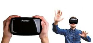 3D VR Headset Glasses Universal Android Goggles iPhone Goggles Virtual Reality
