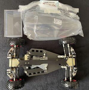 Yokomo Super Dog Fighter Works '91 Vintage RC 4wd Off Road Buggy
