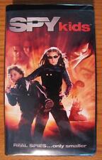 SPY KIDS VHS VIDEO PG FAMILY MOVIE
